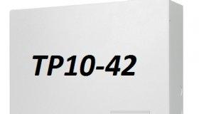 Sistema ad architettura bus espandibile TP10-42