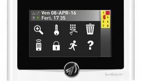 UTS 4.3 PROX Console di gestione e programmazione con lettore RFID