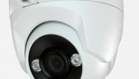 Telecamera dome Gamma 5Mpx/4Mpx PRO 4 in 1 (HDTVI / HDCVI / AHD / CVBS)