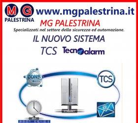 SISTEMA TCS TECNOALARM