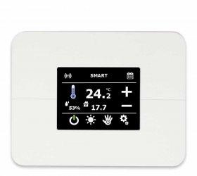 Termostato Wi-Fi che controlla la domotica di casa